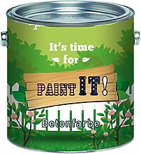 Paint IT! Betonfarbe hochwertige Fassadenfarbe
