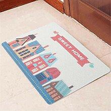 paisin Fußmatten Fußmatten Küche Teppich