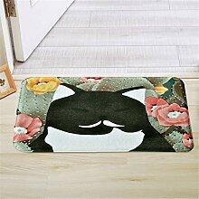 paisin Fußmatten Fußmatten Küchenteppich