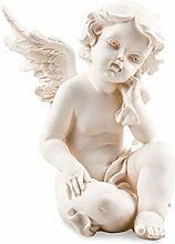 Pajoma 40754 Engelfigur Uriel, Höhe 23 cm