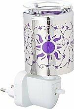 PAJOMA 44626 Elektrische Nachtlicht-Duftlampe Sun,