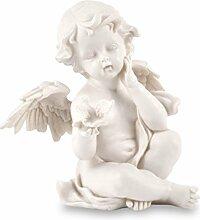Pajoma 83317 Engelfigur Ariel sitzend mit