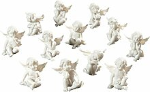 pajoma Engelfigur himmlische Helfer, 12er Se