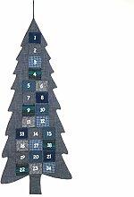pajoma XXL Adventskalender Weihnachtsbaum