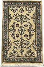 Pak Persian Rugs Handgeknüpfter Aubusson Teppich,