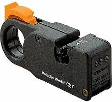 Paladin Werkzeuge pa1240CST Koax-Abisolierzange mit Grün Kassette