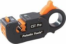 Paladin Werkzeuge PA1283CST Pro Kassette Abisolierzange mit Blau Kassette