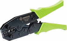 Paladin Werkzeuge PA13891300Serie BNC/TNC-Crimper mit austauschbaren sterben