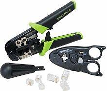 Paladin Werkzeuge pa4909Werkzeug Bundle Netzwerk-Se