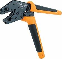 Paladin Werkzeuge pa8001CrimpALL 8000RG58/59/62-Crimper mit austauschbaren sterben