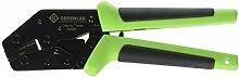 Paladin Werkzeuge pa8030CrimpALL RJ45Wir/SS 8P8C-Crimper mit austauschbaren sterben