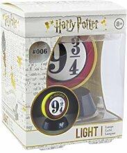 Paladone 3D Harry Potter Lampe Gleis 9 3/4, Ro