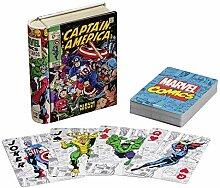 Paladone Marvel Superhelden Spielkarten &