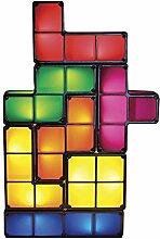 Paladone Tetris Light LED-Lampe [Energieklasse