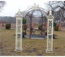 Palast antik rosenbogen säule pergola pforte gartenpforte gartentür gartentor