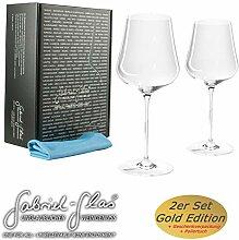 Palatina Werkstatt ® Gabriel-Glas | Gold Edition