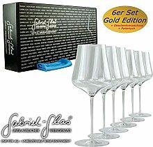 Palatina Werkstatt ® Gabriel Glas | Gold Edition