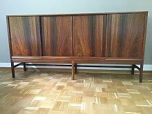 Palisander Vintage Sideboard mit Vier