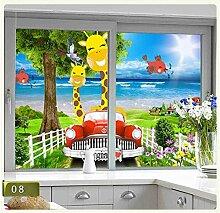 Pallima Fensterfolie Glasaufkleber