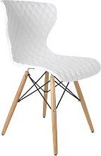 Palma 2.0 - Stuhl - Weiß
