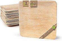 Palmblatt-Teller – Palmblatt-Geschirr von