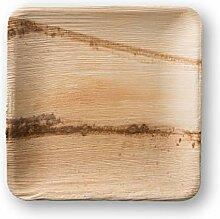 Palmblatt-Teller, umweltfreundlich,