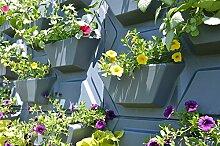 Palram 70228 Vertical Garten Beschichtung, Grau,