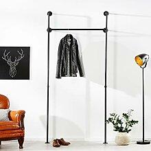 pamo Kleiderstange Industrial Loft Design -