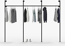 pamo Kleiderstange Industrial Loft Design - Kim