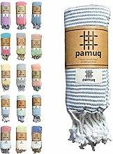pamuq® Strandtuch XXL Saunatuch Badetuch