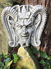 Pan - Dekoration für Gartenbrunnen Griechische