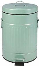 PAN Rostfreier Stahl 1,3 Gallonen / 5 Liter Runde