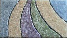 Pana 448104301 Badteppich ca. 110 x 60 cm beige