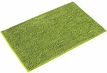 PANA Badematte Polyester Grün 50x80cm