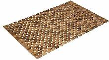 PANA eco Badematte Holz • Fußmatte 100%
