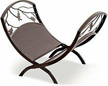 Panacea Products Holzkasten, Eichenblatt-Design,