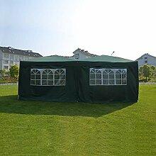Panana Faltpavillon Wasserdicht Gartenpavillon, 3