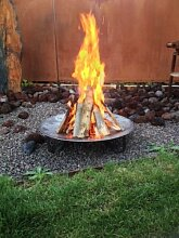 Panarotto Design Feuerschale Durchmesser 500 mm,
