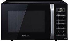 Panasonic, Mikrowelle 800 W, 23 Liter Schwarz