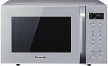 Panasonic, Mikrowelle 800 W, 23 Liter silber