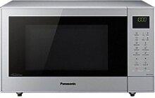 Panasonic NN-CT 57 Mikrowelle 1000 W silber