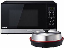 Panasonic NN-GD38HSGTG Mikrowelle mit Grill (1000