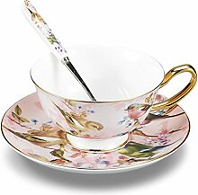 Panbado, Porzellan Kaffeeservice, 3-teilig Fine