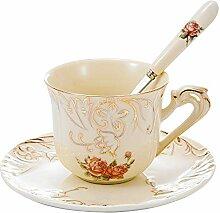 Panbado Porzellan Kaffeetasse 220 ml mit