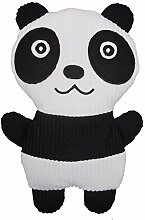 Panda Körnerkissen - Pandabär Wärmekissen Panda