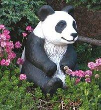 Pandabär sitzend (S203012) Gartendeko Tierfiguren