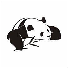 PANDABOOM DIY Cartoon Schöne Panda Aufkleber Für