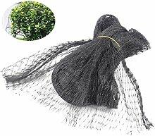 Pandao Vogelschutznetz, 5 x 5 m, Anti-Vogelnetz,
