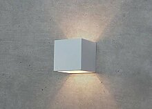 PanderLights CLEO-12 Wandleuchte Gips Lampe
