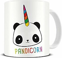 Pandicorn - Cuteness Overload - Einhorn - Panda -